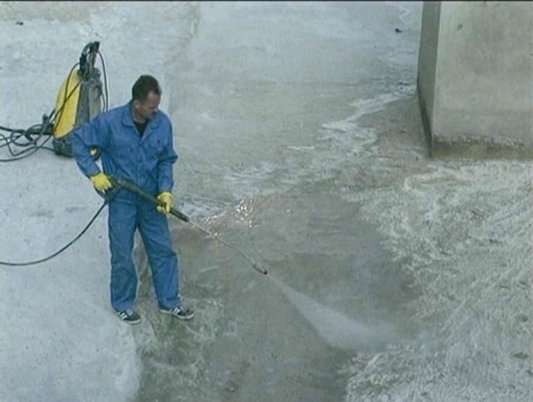 Очистка поверхности бетона прибор для проверки бетона купить